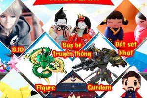 Ngày hội văn hóa Nhật Bản 'Artist day x Japan'