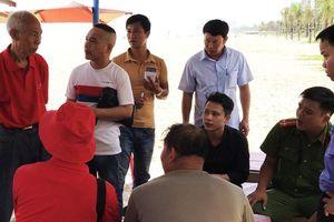 Tắm biển, một du khách Trung Quốc bất ngờ tử vong
