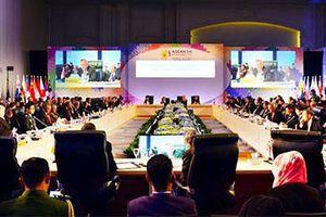 Hội nghị Bộ trưởng các nước ASEAN