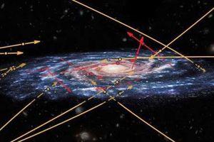 Bí ẩn nhiều sao bay ngược vào trong thiên hà Milky Way