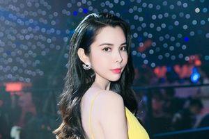 Vóc dáng vạn người mê của Huỳnh Vy giành giải Miss Body Beautiful