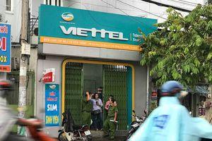 Cửa hàng thuộc đại lý ủy quyền Viettel bị trộm hàng tỷ đồng