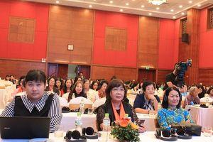 Mạng lưới các nhà khoa học nữ khu vực châu Á – Thái Bình dương ra Tuyên bố Hà Nội
