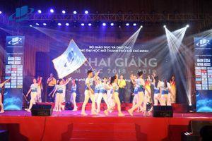 Trường ĐH Mở TPHCM chào đón 3.650 tân sinh viên
