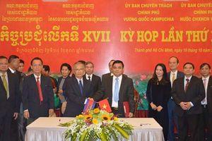 Tiếp tục hợp tác tìm kiếm, hồi hương hài cốt liệt sỹ quân tình nguyện Việt Nam tại Campuchia