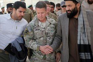 Tư lệnh Mỹ tại Afghanistan thoát chết sau âm mưu ám sát của Taliban