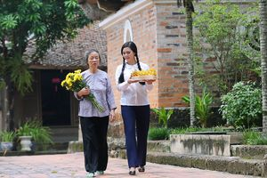 Lương Nguyệt Anh: 'Tôi đã bỏ lỡ nhiều thời gian quan tâm, chăm sóc mẹ'