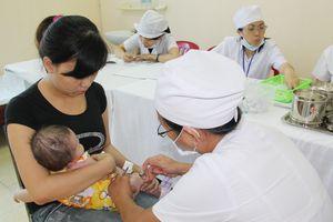 290.000 liều vắc xin '5 trong 1' mới chuẩn bị tiêm cho trẻ