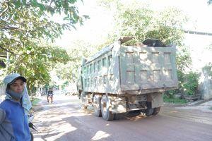 Thanh tra giao thông Bình Định nói về việc 'dân chặn xe Tập đoàn Phúc Lộc'