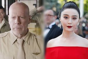 Bom tấn Hollywood của Phạm Băng Băng bị hủy chiếu vì scandal trốn thuế
