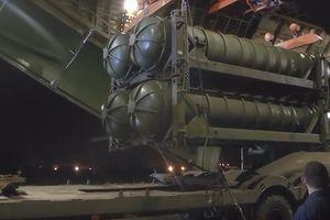 'Rồng lửa' S-300 Nga chuyển đến Syria 'đã được hiện đại hóa'