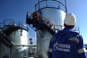 Gazprom, Shell thảo luận về 'các giải pháp ưu tiên' cho dự án LNG Baltic