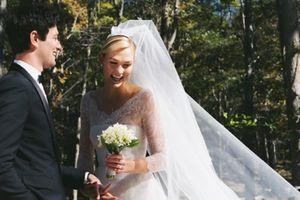 'Thiên thần nội y' Karlie Kloss kết hôn với em của con rể Tổng thống Trump