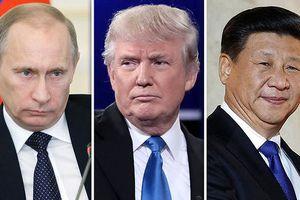 Tại sao Trung Quốc là 'nhân tố đoàn kết' Nga và Hoa Kỳ?