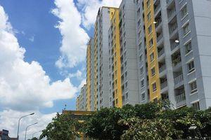 Dân chung cư Carina Plaza được về nhà sau hơn nửa năm sống tạm bợ