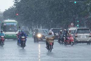 Dự báo thời tiết cuối tuần: Xuất hiện vùng áp thấp, các tỉnh Nam Bộ mưa lớn
