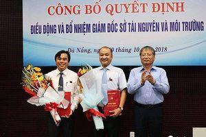 Nguyên Trưởng khoa Kiến trúc ĐH Bách khoa Đà Nẵng làm Giám đốc Sở TN-MT