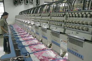 Công ty Dệt 19/5 Hà Nội bị cưỡng chế hơn 864 triệu đồng tiền nợ thuế