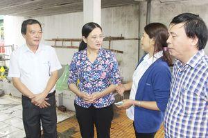 Thành phố Vinh cần khắc phục ô nhiễm môi trường tại các cụm công nghiệp