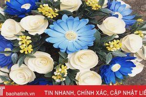 Chiêm ngưỡng hoa hồng đẹp - độc - lạ được săn lùng dịp 20/10 ở Hà Tĩnh