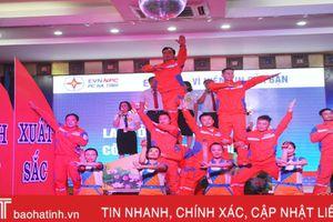 Điện lực Thạch Hà nhất hội thi Văn hóa doanh nghiệp và dịch vụ