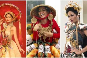 Lộ diện 6 quốc phục của H'Hen Niê: Sản phẩm nào sẽ được lựa chọn chinh chiến Miss Universe 2018?