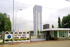 Nhà máy nước gặp sự cố ảnh hưởng đến cấp nước ở nhiều quận ở TP Hồ Chí Minh