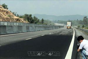 Đoạn hư hỏng trên cao tốc Đà Nẵng - Quảng Ngãi chưa phải nghiệm thu hoàn thành