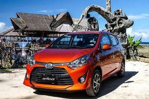 Toyota Philippines triệu hồi hơn 15.000 xe Wigo
