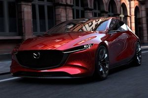 Mê mẩn với thiết kế tuyệt đẹp của Mazda 3 2019