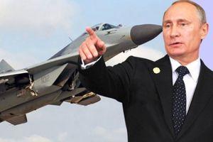 Putin tuyên bố sốc, Mỹ, Trung Quốc 'đứng ngồi không yên'