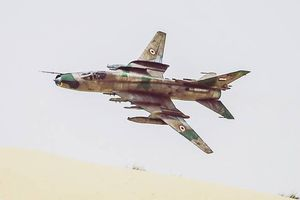 Không quân Syria huấn luyện chờ Ankara đi khuất mắt