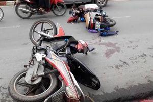 Bình Dương: Hai người trọng thương sau va chạm