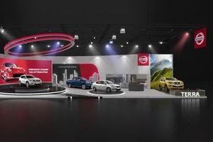 Nissan mang loạt sản phẩm xe mới đến Triển lãm Ô tô Việt Nam 2018