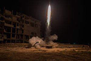 Chiến sự Syria: Quân chính phủ đấu tên lửa dữ dội với phiến quân tại Aleppo