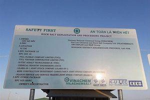 Lùm xùm ở dự án nghìn tỷ 'đắp chiếu' của Vinachem: Nhà thầu ngoại tính khởi kiện