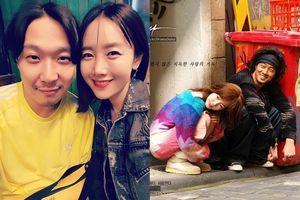 Byul xin lỗi vì lỡ so sánh chồng Haha với So Ji Sub của 'Xin lỗi, anh yêu em' trên sóng truyền hình