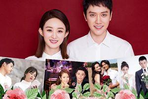 Ngoài Triệu Lệ Dĩnh - Phùng Thiệu Phong, 8 cặp đôi sau đây bỗng dưng tuyên bố cưới khiến fan hoang mang bất ngờ