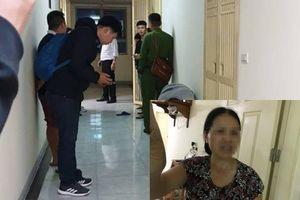 Hàng xóm cạnh phòng cô gái bị nghi ném con ở chung cư Linh Đàm: '2 ngày trước cô gái có biểu hiện rất buồn bã'