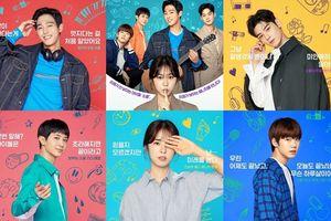 'Top Management' của Cha Eun Woo và 3 mỹ nam phát hành bộ poster đẹp ngây ngất lòng người
