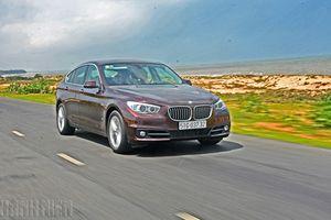 BMW 528i Gran Turismo: Ngẫu hứng về miền biển vắng