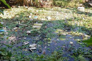 Sông Phổ Lợi ô nhiễm nặng