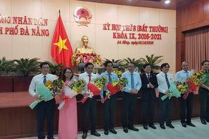 Đà Nẵng: Miễn nhiệm, bổ nhiệm nhiều chức vụ lãnh đạo