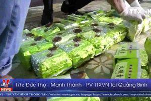 Khởi tố vụ án ma túy lớn nhất tỉnh Quảng Bình