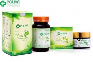 Công ty Poliva bị thu hồi 3 sản phẩm Poliva Adam Plus, Poliva Eva, Poliva Eda