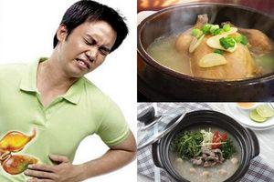 5 món ăn tốt cho người bị viêm loét dạ dày tá tràng
