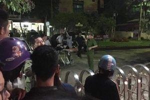 Cảnh sát nổ súng giải tán nhóm côn đồ hỗn chiến gây náo loạn bệnh viện