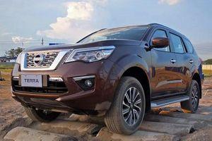 Nissan Terra gia nhập sân chơi SUV 7 chỗ ngay trong tháng 10