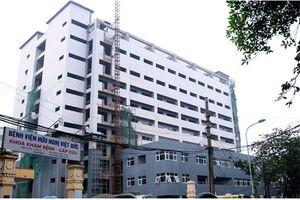 Bệnh viện Việt Đức lên tiếng về đường dây bán thận hàng trăm triệu mới được phát hiện