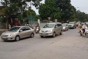 Hà Nội 'giải cứu' điểm đen ùn tắc giao thông tại An Khánh